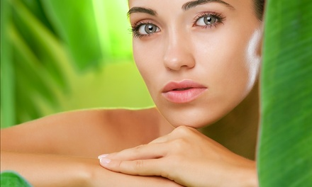 1 or 3 Anti-Aging Microcurrent Facials from Julie Kline at Mason Skin Clinic and Float Center (Up to 70% Off)