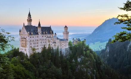 ✈ 11-Day Tour of Central Europe with Airfare from Gate 1 Travel. Price/Person Based on Double Occupancy.
