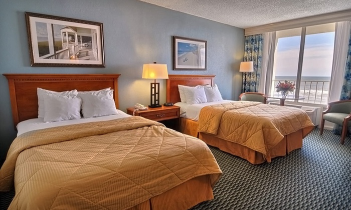 null - Hampton Roads: Stay at Comfort Inn On the Ocean in Kill Devil Hills, NC