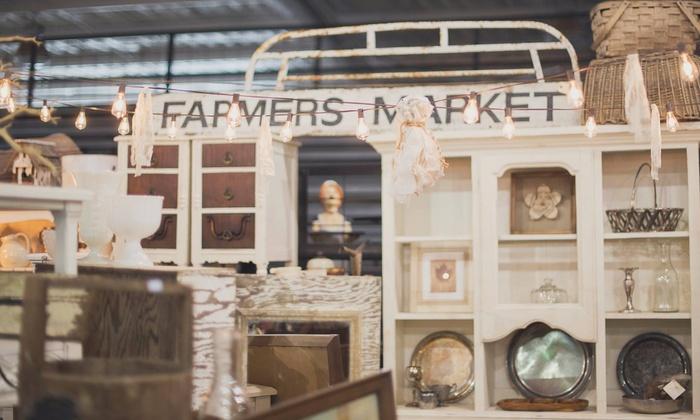 Vintage Market Days - SW Houston - Vintage Market Days: $10 for Vintage Market Days for Two at Fort Bend County Fairgrounds on June 24–26 ($20 Value)