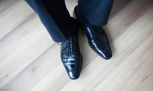 Pierre Phillip Apparel & Shoes: $206 for $375 Worth of Men's Shoes — Pierre Phillip Apparel & Shoes