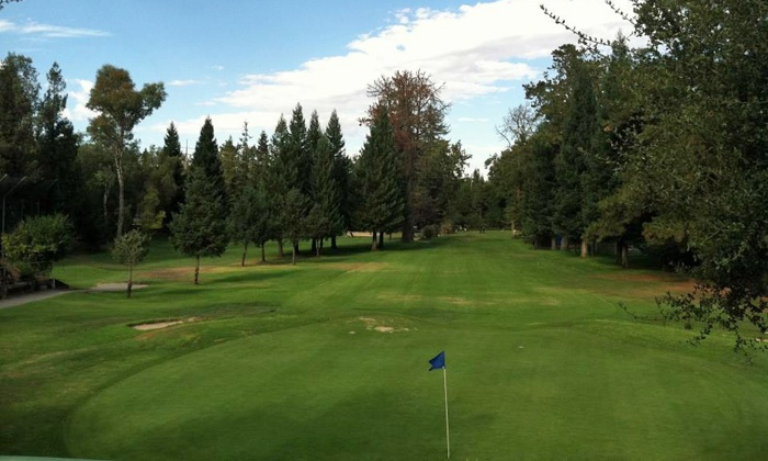 Deep Cliff Golf Course - Cupertino: 18-Hole Round of Golf, Pull-Cart Rental, and Range Balls for One or Two at Deep Cliff Golf Course (Up to 53% Off)