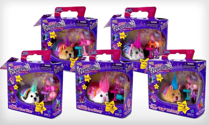 Hasbro FurReal Friends Furry Frenzies: $7.99 for a Hasbro FurReal Friends Furry Frenzies Toy ($14.97 List Price)