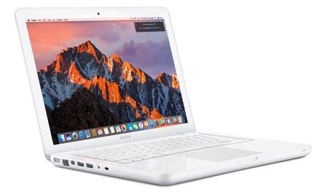 Apple MacBook A1342 Unibody Core 2 Duo ricondizionato disponibile in varie configurazioni con spedizione gratuita