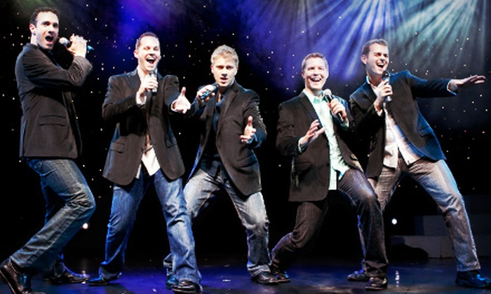 Cat's Pajamas Vocal Band - Branson: The Cat's Pajamas Vocal Band at Andy Williams Moon River Theatre (Up to 52% Off)