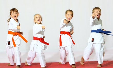 One or Two Months of Unlimited Tae Kwon Do Classes at Keller's Tae Kwon Do (Up to 83% Off)