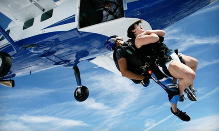 Skydive Palatka - Palatka: $109 for a Tandem Skydiving Jump from Skydive Palatka ($185 Value)