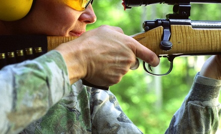 Rifle-Shooting Experience at Dynamic Firearms Training (Up to 71% Off). Two Options Available.