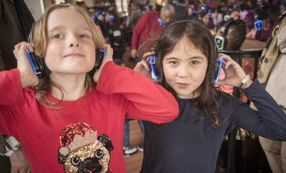 <strong>Kids</strong>' Silent Disco and Ping Pong Party on July 1 at 12 p.m