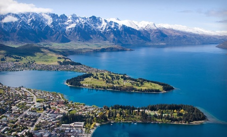 Adventurous New Zealand Trip with Airfare