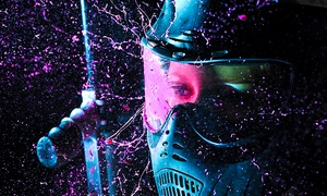 Quest Paintball - ST10: Paintball With Lunch and 100 Paintballs Each from £5 at Quest Paintball
