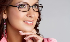 The Eyewear Gallery: $49 for Comprehensive Eye Exam and $200 Worth of Glasses at The Eyewear Gallery ($300 Value)