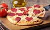Valenti's Pizzeria - North Meadows: Italian Fare for Groups of Up to Three or for Four or More at Valenti's Pizzeria in East Hartford (Half Off)