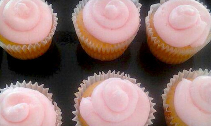 Baker's Delights - Bedford: Cupcakes, Loaves of Sweet Breads, and Baked Goods at Baker's Delights (Up to 52% Off). Three Options Available.