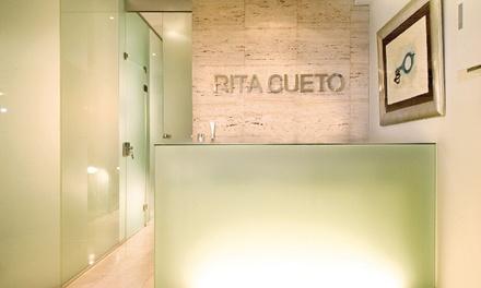 Tratamiento de adelgazamiento RC con opción a presoterapia desde 39,90 € en Rita Cueto
