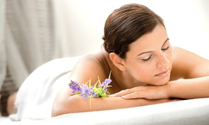 Our Hands For Healing: Swedish or Deep-Tissue Massage with Aromatherapy or Foot Scrub at Our Hands For Healing (Up to 42% Off)