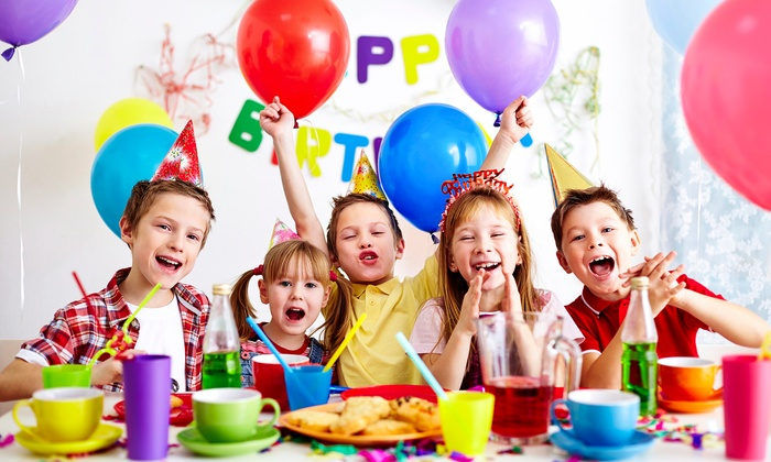 CandyMonium - North Jersey: 60- or 90-Minute On-Location Candy-Themed Kids Birthday Party from CandyMonium (Up to 52% Off)