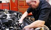 Bothell Way Garage - Wayne: $29 for an Oil-Change Package with Fuel-System Service and Inspection at Bothell Way Garage (Up to $173.30 Value)
