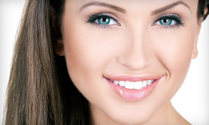 Let's Face It Ageless Skincare Spa - Port Orange: Permanent Makeup for Upper, Lower, or Both Eyelids at Let's Face It Ageless Skincare Spa in Port Orange (Up to 59% Off)