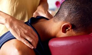 A Touch of Health Chiropractic Wellness Center: Chiropractic Services at A Touch of Health Chiropractic Wellness Center (Up to 72% Off). Three Options Available.