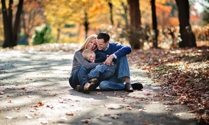 Melody Yazdani Photography: $70 for an On-Location Family Photo Shoot, Including a $100 Print Credit, at Melody Yazdani Photography ($275 Value)