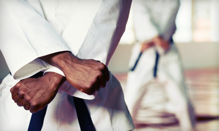 Victory Martial Arts - Multiple Locations: Adult, Children's, or Family Classes at Victory Martial Arts (72% Off). Four Options Available.
