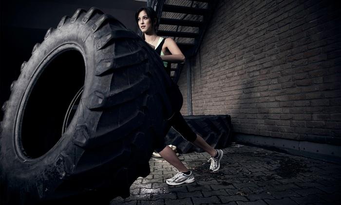 Spuyten Duyvil Crossfit - Fieldston: Five or Ten One-Hour CrossFit Sessions at Spuyten Duyvil Crossfit (Up to 67% Off)