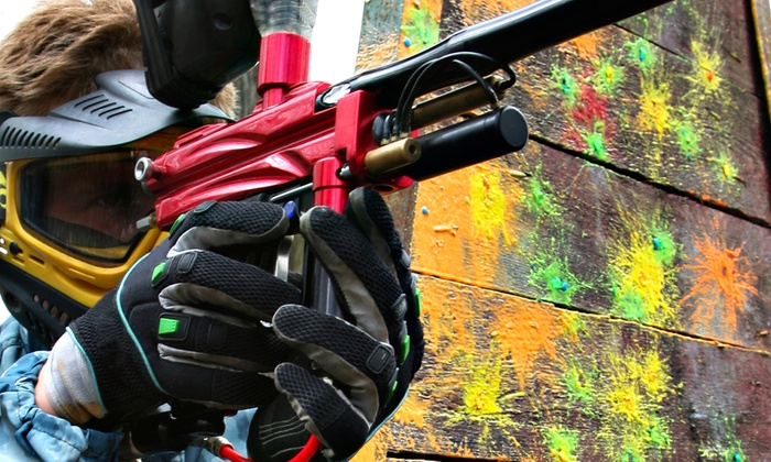Vendetta Paintball - Danbury: Paintball Package for One, Two, or Four at Vendetta Paintball (Up to 61% Off)