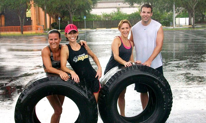 CrossFit Jaguar - Carrollwood: One- or Two-Month Beginners' Program at CrossFit Jaguar (Up to 80% Off)