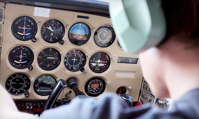 Bay Area Flying Lessons - Palo Alto: One or Two Flight Lessons at Bay Area Flying Lessons (Half Off)