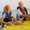 51% Off a Kayak Lesson and Use from Marina Paddle