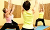 Up to 69% Off Private Yoga Sessions