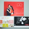Custom Save the Date Magnets from Photobook America