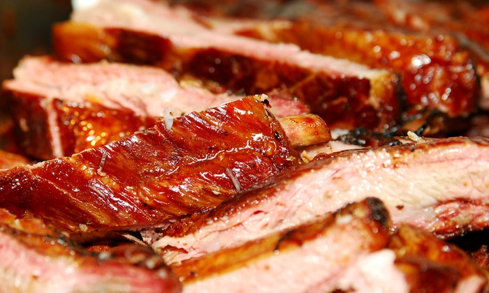 Central Station Grill - Rancho Cordova: $13 for $20 Worth of Barbecue and American Cuisine at Central Station Grill