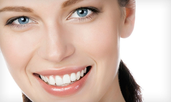 BriteWhite Smile Studio - Inside Hightower Salons: $69 for 60-Minute LED Teeth-Whitening with Enamel Protector at BriteWhite Smile Studio ($325 Value)