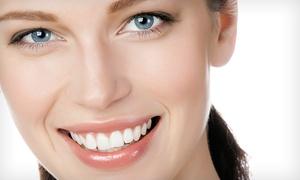 DENTALGO: Limpieza bucal con ultrasonidos y 1, 2, 4 o 6 empastes desde 19,95 €