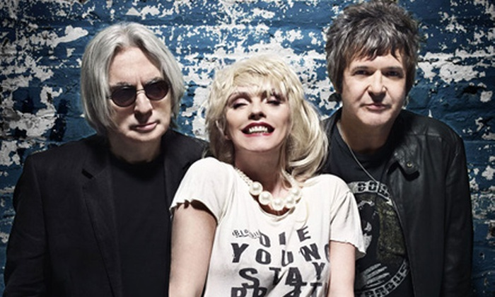 No Principals Tour: Blondie With Special Guest X - The Rapids Theatre: No Principals Tour: Blondie With Special Guest X at The Rapids Theatre on Friday, September 6 (Up to 57% Off)