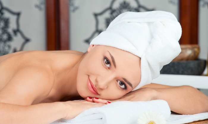 Younger Images - Pinewood: $68 for a Spa Package with Facial, Massage, and Hand or Foot Scrub at Younger Images ($100 Value)