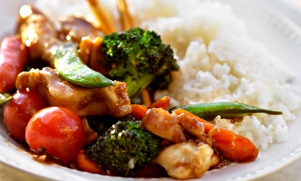 $10 for $20 Worth of Chinese Cuisine for Two at Lily Kai's