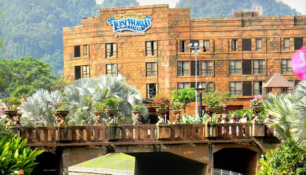 Ipoh: Lost World Hotel Stay 0
