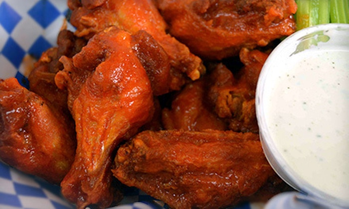 Wingettes Famous Wings and Cheese Steaks - Paradise Valley: Wings, Sandwiches, and Cheesesteaks at Wingettes Famous Wings and Cheesesteaks (Half Off)