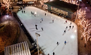 Up to 50% Off Ice Skating at Kendall Square Ice Skating Rink at Kendall Square Ice Skating Rink, plus 6.0% Cash Back from Ebates.