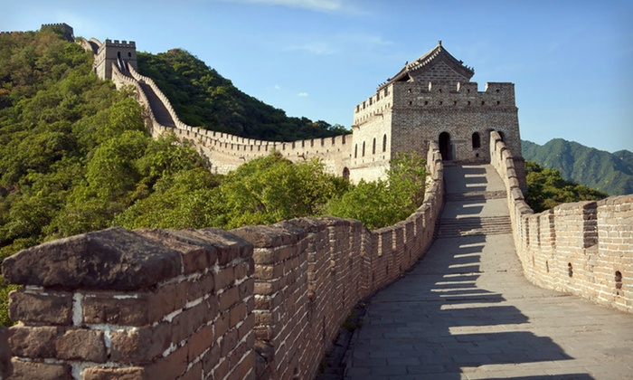 Two-City Tour of China with Airfare - Rewards Travel China Inc.: Eight-Day Beijing & Chengdu Panda Fever Tour with Airfare, Accommodations, and Guided Tours from Rewards Travel China