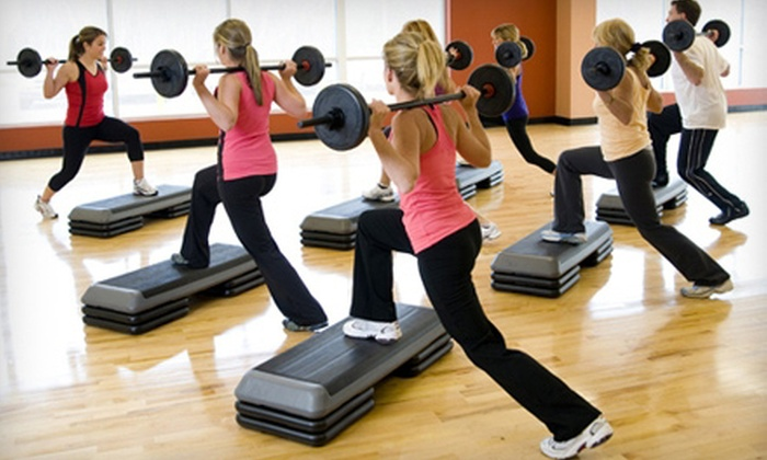 Healthtrax Fitness & Wellness - Multiple Locations: $75 for a Three-Month Membership to Healthtrax Fitness & Wellness (Up to $405 Value). Six Locations Available.