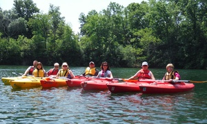 Naperville Kayak: 30-Minute Kayak Rental for Two or Four at Naperville Kayak (Up to 50% Off)