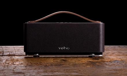 Veho 360º Mode Retro Wireless Bluetooth Speaker