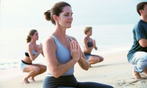 Diana's School of Yoga: One, Two, or Four 60-Minute Personal Yoga Sessions at Diana's School of Yoga (Up to 71% Off)