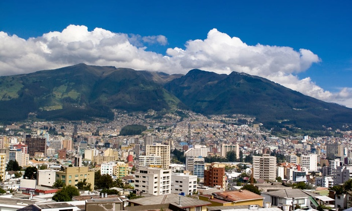 Ecuador Tour with Airfare - Ecuador: 10-Day Tour of Ecuador with Airfare and Some Meals from Gate 1 Travel. Price/Person Based on Double Occupancy.