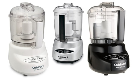 Cuisinart 4-Cup Mini-Prep Plus Food Processor. Multiple Colors Available.