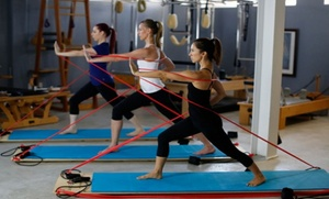 Pilates Studio City: Five Group Pilates and Fitness Classes or Da Vinci BodyBoard Classes at Pilates Studio City (Up to 46% Off)